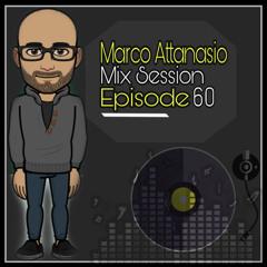 Marco Attanasio Mix Session Episode 60 Twitch Livestream Mix,Minimal Melodic,Techno