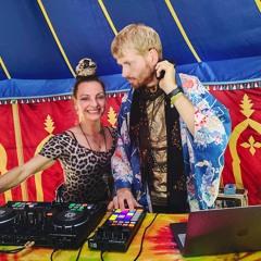 Danceformation - feat. Queen Bee - New Healing Festival