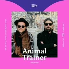 Animal Trainer @ Melodic Therapy #122 - Switzerland