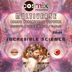 Multiverse - Incredible Science