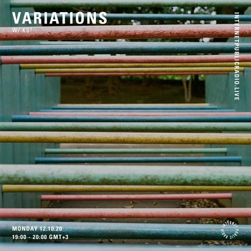 Variations w/ KST - 12th October 2020