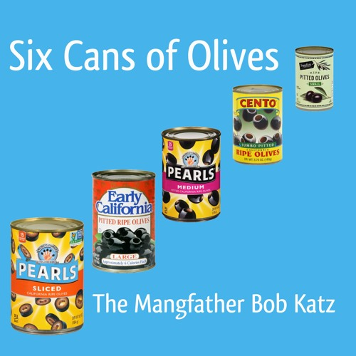 Six Cans of Olives