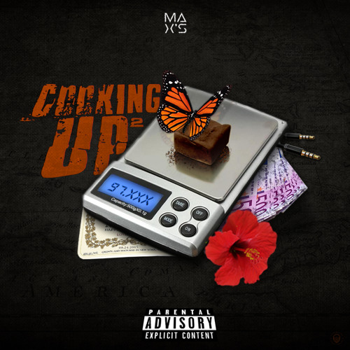 DJ MAX'S - COOKING UP 2