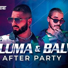 Maluma VS J Balvin - Reggaeton Mix After Party (By DJ Naydee)