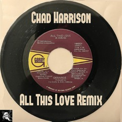 Debarge - All This Love (Chad Harrison Remix) (Jackin House)