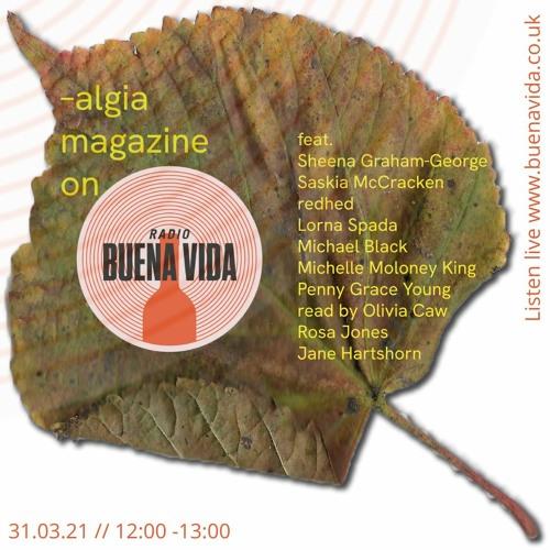 -Algia Magazine - Radio Buena Vida 31.03.21
