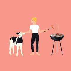 Peut-on cuisiner des animaux morts ?