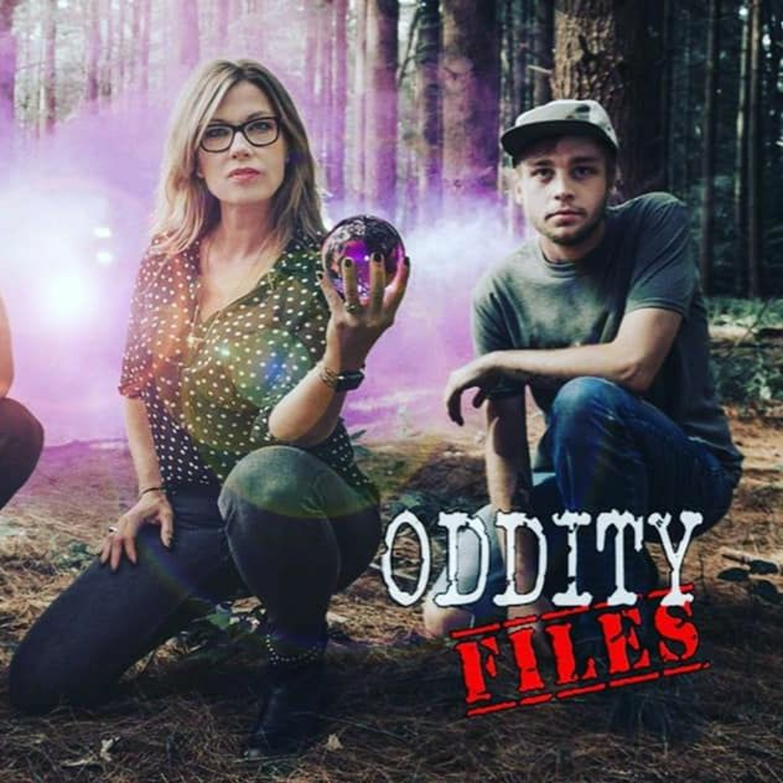 Oddity Files Paranormal Investigator Kitsie Duncan