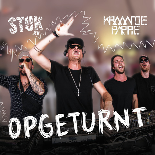 Opgeturnt