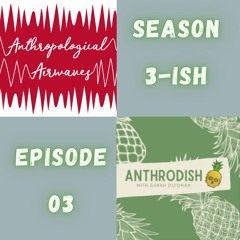 S03-ish E03 (Crossover): AnthroDish