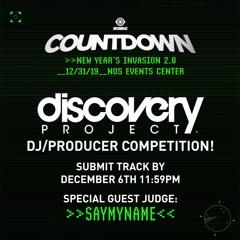 [JedEye] - Discovery Project Coundown 2019 DJ Mix