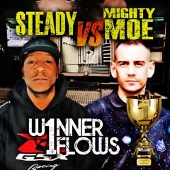 DJ STEADY & MIGHTY MOE - WINNER FLOWS