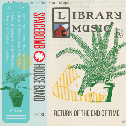 Library Music IV: Return Of The End Of Time