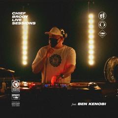 Live Session #15 - DJ Ben Kenobi