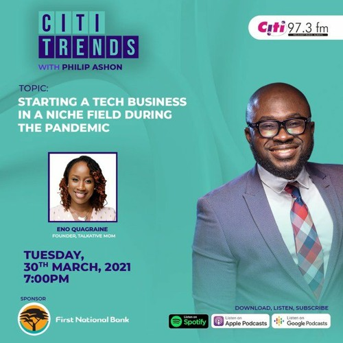 Citi Trends: Starting a tech business in a niche field during the pandemic