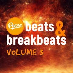 Pecoe - Beats & Breakbeats Volume 3