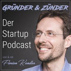 #129: Wie Tech-Startups schon vor dem MVP Umsatz generieren können, Seven Bel Gründer Thomas Rittenschober