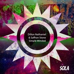 Premiere: Dillon Nathaniel & Saffron Stone - Simple Minded
