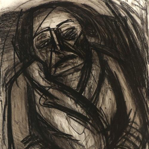 Leon Kossoff Portrait of N M Seedo