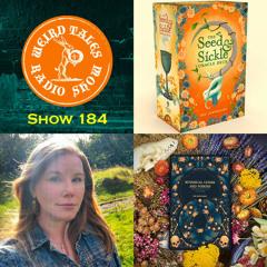 Weird Tales Radio Show #184 Poisons, Tarot & Tattoos