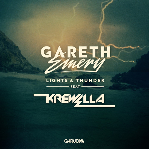 Gareth Emery feat. Krewella - Lights & Thunder (Radio Edit)