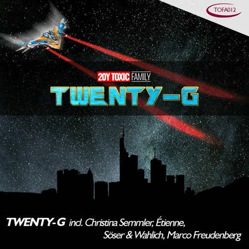 TOFA012 - TWENTY-G | Mixed by Grille | Promomix