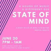 State of Mind DJ Set // AVIS