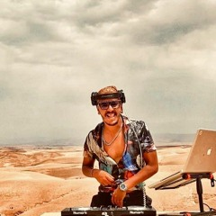 DJ AMIINE PSYONE LIVE @AGAFAY DESERT MARRAKECH 05/07/2021
