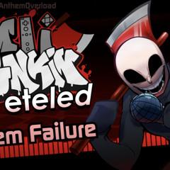 Mii Funkin' Vs. eteled - CONSOLE CRASH - System Failure