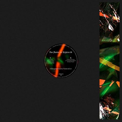 Das Muster vs Krypton 81 - Intergalaktische Föderation EP