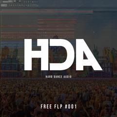 RAW HARDSTYLE (MELODIC) FLP #001 - FREE FLP