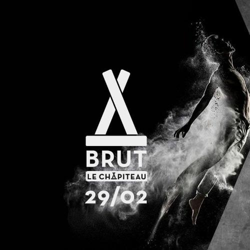Mark Broom DJ Set At - BRUT - Le Chapiteau - Marseille