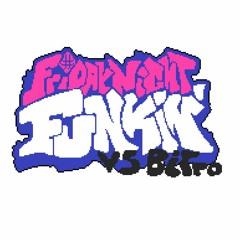 FNF V.S. 8Bitro - Bits