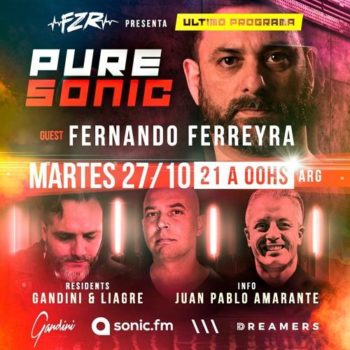 [27-10-2020] Fernando Ferreyra @ Pure Sonic