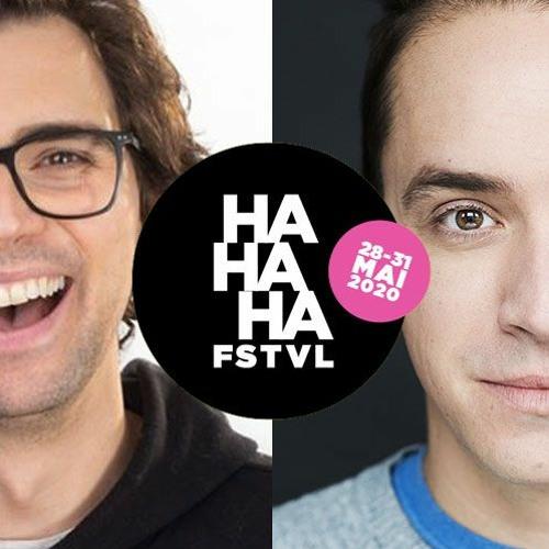 EP28 - Festivals virtuels (Pt3) : Un festival d'humour virtuel, quosse ça donne?
