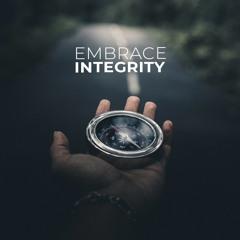 Embrace Integrity Self Help PLR Audio Sample