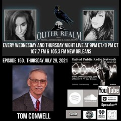 The Outer Realm With Michelle Desrochers And Amelia Pisano Guest Tom Conwell
