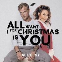"""If """"All I Want For Christmas Is You"""" was made by Avicii (Full Song)"""