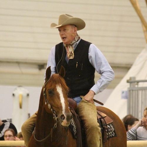 #93/2 UWE RÖSCHMANN Multi World Champion, Pferde-Ausbildner, Business Coach o7/21