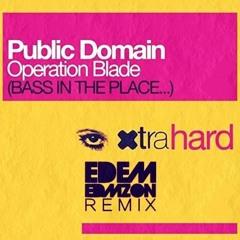 Operation Blade (Edem Edmzon 2021 Remix) [Psytrance] - Public Domain