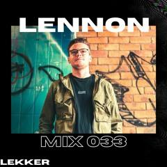 Lennon - Mix 033