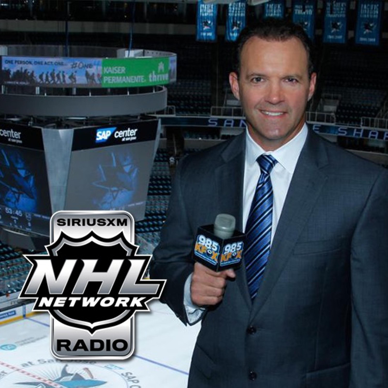 Bret Hedican talks 2021-2022 San Jose Sharks on NHL Radio