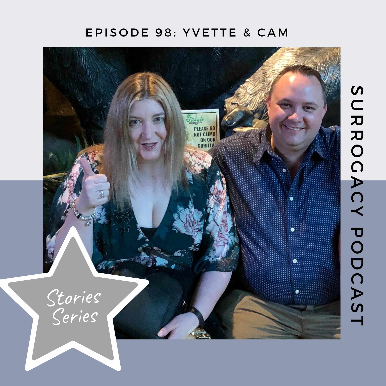 Yvette & Cam