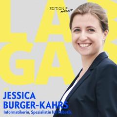 Folge #7 - Dr. Jessica Burgner-Kahrs über winzig kleine Roboter und die Zukunft der Medizin