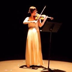 Soif (2019) for solo violin