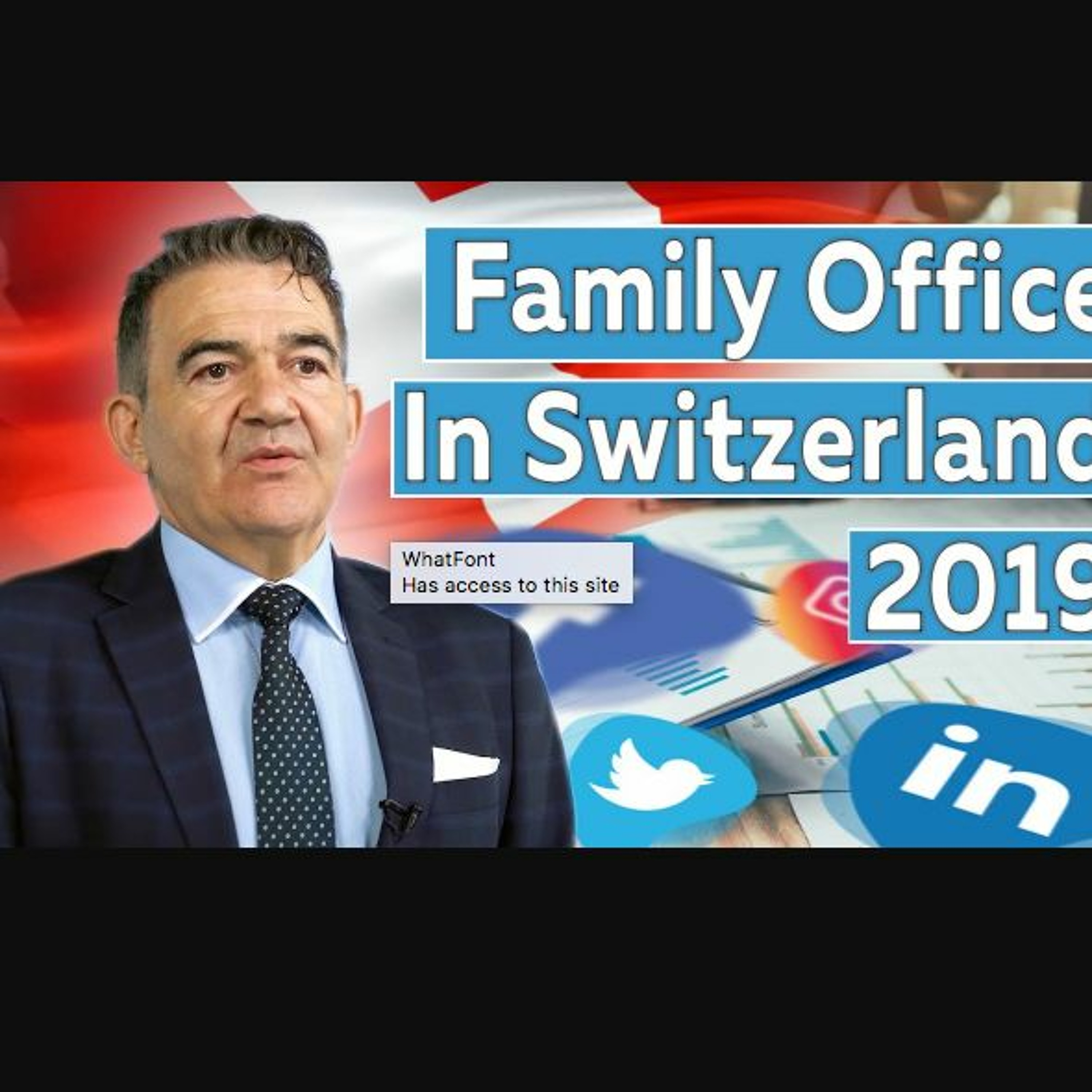 Family Office Trends In Switzerland 2020