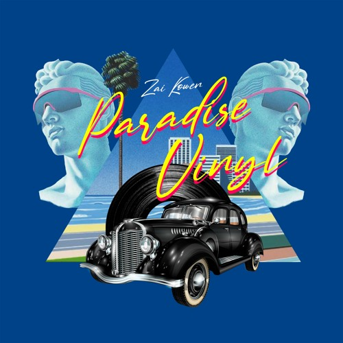 Zai Kowen - Paradise Vinyl (feat. Luanmer)