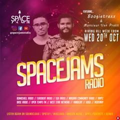Space Jams 10.6: Boogietraxx/ Monsieur Van Pratt (Soul/ Funky House) 🇺🇸🇲🇽