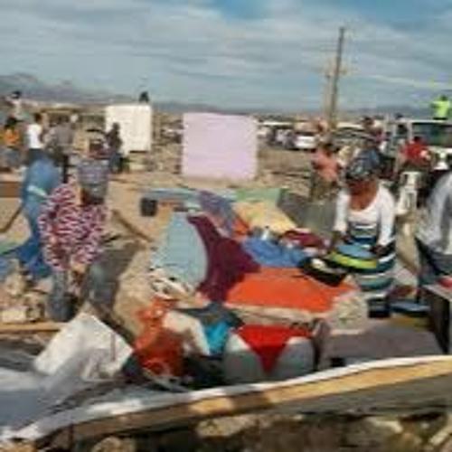 Cape Talk Empolweni Eviction 03072020