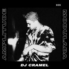 AMPLITUDE MODULADA 035 - DJ CRAMEL